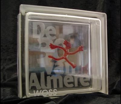 """Aandenken voor hardloopwedstrijd """"De 30 van Almere"""""""