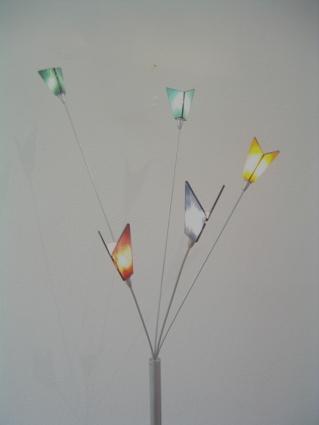 Staande lamp, 5-delig