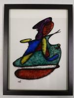 gebrandschilderd no.4